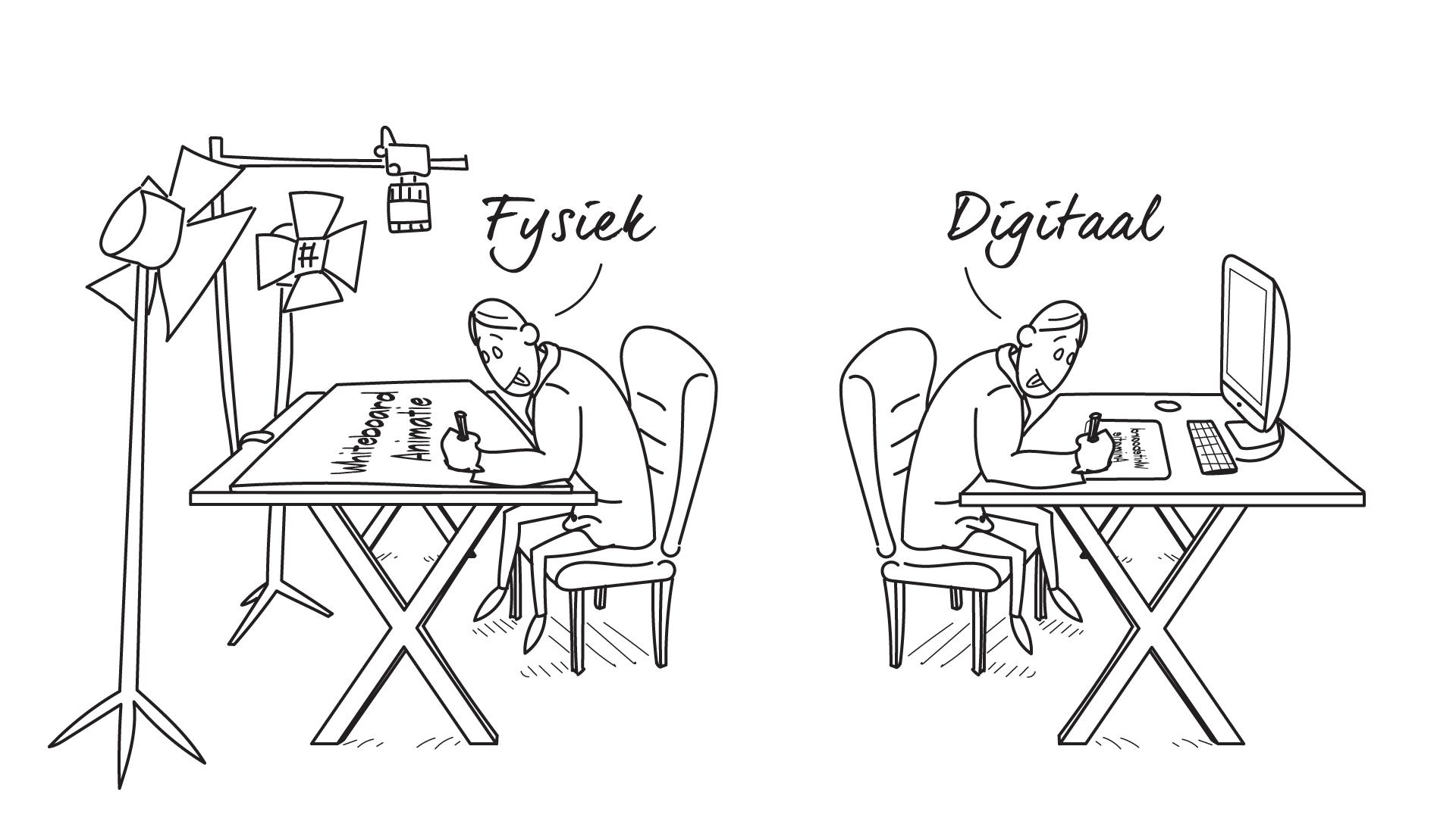 whiteboard-animatie-digitaal-vs-fysiek